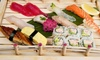Zono Sushi - Old Ownership - City Center: $16 for $30 Worth of Sushi and Japanese Food and Drinks at Zono Sushi