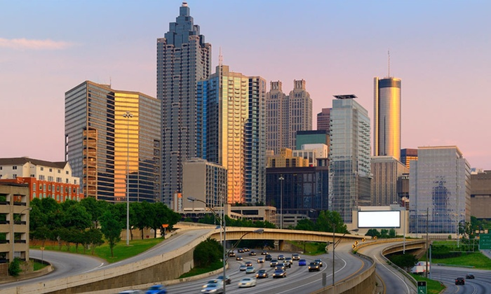 null - Southern Georgia: Stay for Two at Sonesta Gwinnett Place Atlanta, With Dates into May