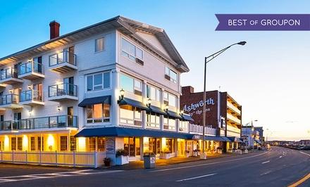New England Hotel Overlooking Atlantic Ocean