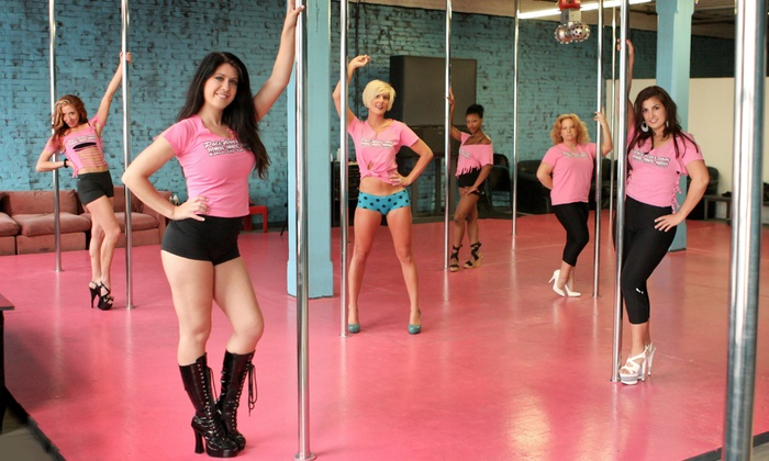 Pole Worx - Kansas City: $20 for One Month of Pole-Dance and Fitness Classes with Bed Tanning at Pole Worx ($60 Value)