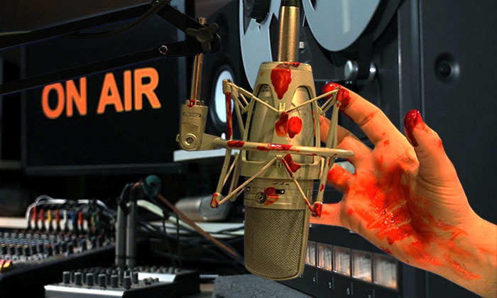 "Pontypool LIVE - Studio 1398: ""Pontypool Live"" at Studio 1398 on April 30 at 7 p.m."