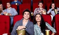 Una o dos entradas a cine con opción a palomitas de 90 o 150 g y 1 o 2 refrescos desde 5,50 € en Cines ABC