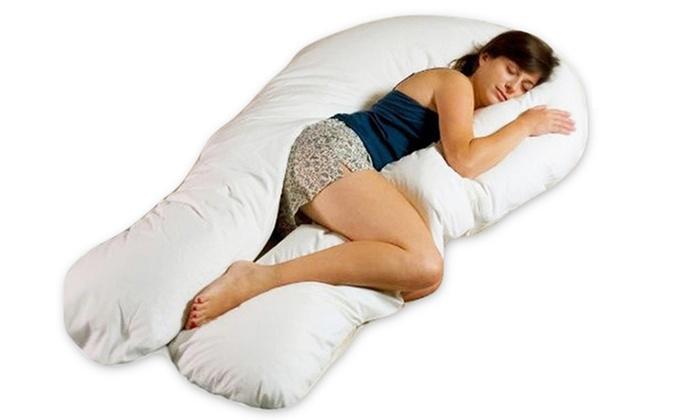 oreiller grossesse Coussin grossesse et allaitement | Groupon Shopping oreiller grossesse