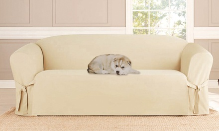 Pet Protector Microsuede Slipcover for a Chair, Love Seat, or Sofa from $42.99–$56.99