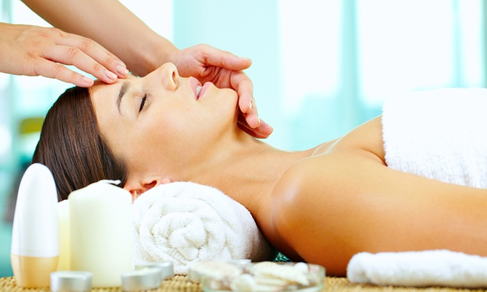 Anthea Spa - Lyndhurst: $75 for Back Soother, Mini Facial, Hand-Rejuvenation Treatment & Aromatherapy at Anthea Spa ($145 Value)