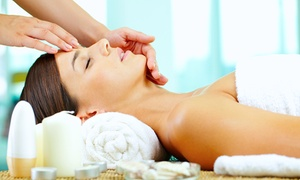 Derma point: 1 of 3 keer luxe gelaatsverzorging met massage