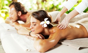 Your Spa: Swedish Massage with Optional Skin Refresher Facial, or a Couples Swedish Massage at Your Spa (Up to 50% Off)