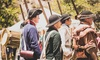 Riley's Farm - Oak Glen: Colonial Faire Tickets for Two, Four, or Six at Riley's Farm (49% Off)