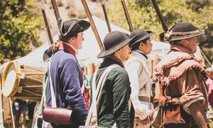 Riley's Farm: Colonial Faire Tickets for Two, Four, or Six at Riley's Farm (40% Off)