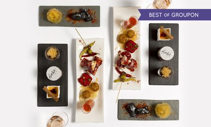 image for Afternoon Tea with Spanish Cava at 5* COMO The Halkin (Up to 32% Off)