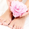 Up to 53% Off Spa Mani-Pedi with Optional Shellac