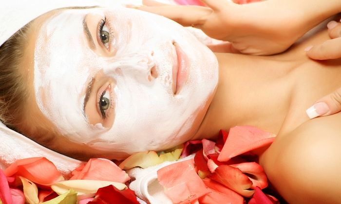 Nu Skin Scene - Glendale Heights: One or Two 60-Minute Customized Facials at Nu Skin Scene (Up to 50% Off)