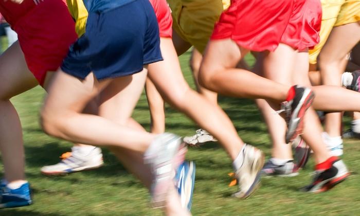 NMotion Sports - Folsom: Six-Week 5K or 10K Running Program from NMotion Sports (69% Off)