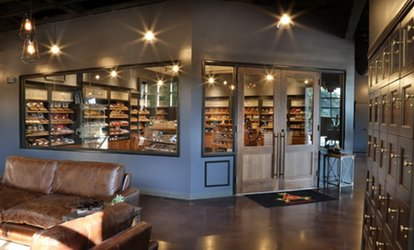 Cigars at Casa De Montecristo (Up to 50% Off). Two Options Available.
