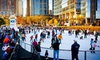 The Ice at Discovery Green - Downtown: Skating for Two or Four with Skate Rentals at The Ice at Discovery Green (Half Off). Four Options Available.