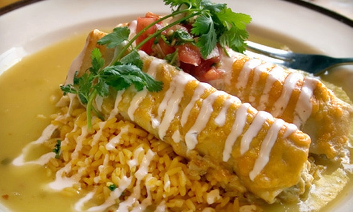 La Bamba Cafe - College Park East: Mexican Food on Sunday–Thursday or Friday–Saturday at La Bamba Cafe (Half Off)