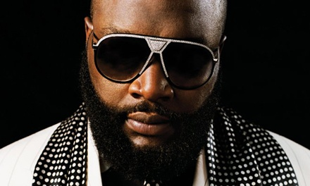 VIP Ticket to See Rick Ross at Echostage on Friday, April 11 with Line Pass and Mezzanine Access (Up to 32% Off)