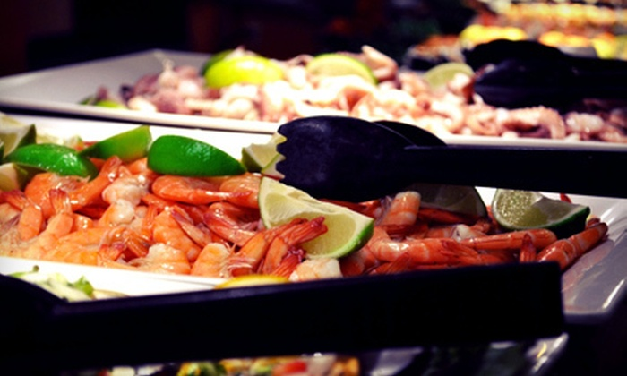 Buffet Palace - Westgate: $10 for $20 Worth of Asian Buffet Fare at Buffet Palace in Austin