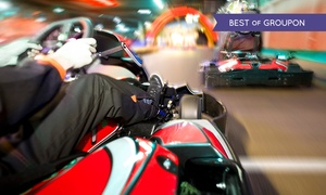 Indoor Super Karting: 30 Laps of Go-Karting from £19.95 at Indoor Super Karting (60% Off)