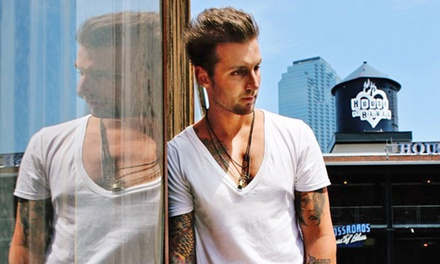 Secondhand Serenade & Ryan Cabrera for Two at Mojoes on Sunday, April 12, at 6:30 p.m. (Up to 50% Off)
