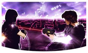 laser lander: 1, 2 ou 3 parties de laser game pour 6 joueurs avec jetons de T-Wall et boissons dès 39,90 € au Laser Lander