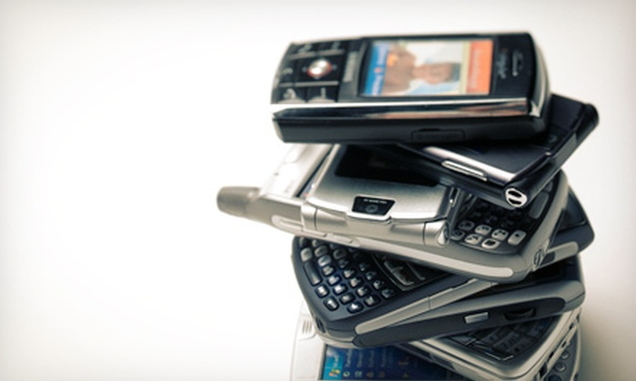 Mobile TxPrtz - Fayetteville: $200 for $445 Worth of Electronics Repair at Mobile TxPrtz