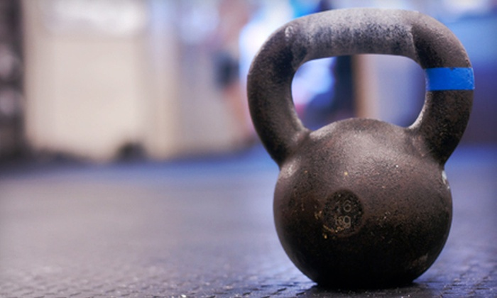 Punch Austin Kettlebell Gym/ Art of Strength Training Center - Multiple Locations: 8 or 15 Kettlebell Classes at Art of Strength (Up to 80% Off)