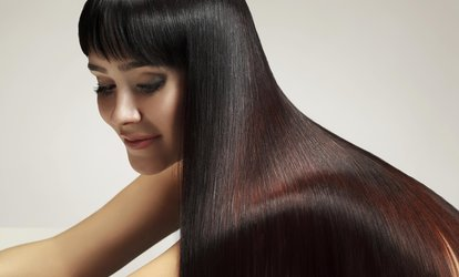 Haircut with Shampoo and Style from Joel @ Beauty Bar <strong>Hair</strong> Salon (57% Off)