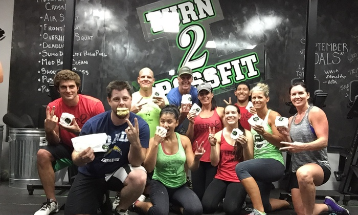 Turn 2 Crossfit - Murrieta: Four Weeks of Fitness and Conditioning Classes at Turn 2 CrossFit (65% Off)