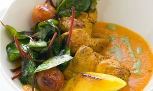 Memories Of India: Two-Course Indian Lunch or Dinner for Two or Four at Memories of India (Up to 68% Off)