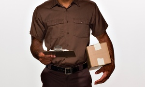 The UPS Store: $25 or $40 Towards Packing, Notary, or Printing at The UPS Store (Up to 45% Off)