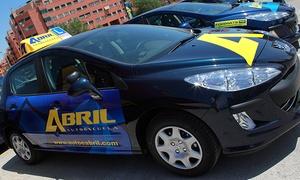 oferta: Simulacro de examen práctico para carné B de cochepor 34,95 € en Autoescuela Abril, 12 centros
