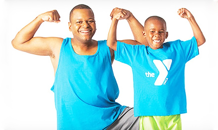 YMCA of Amarillo - Multiple Locations: Two-, Four-, or Six-Month Membership for an Individual or Family to YMCA of Amarillo (Up to 75% Off)