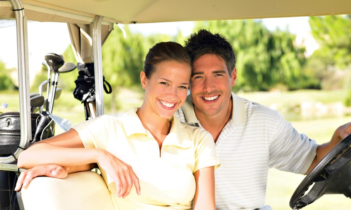 Country Club of Canton - Canton: Golf for Two or Four with Cart Rental at Country Club of Canton (Up to 41% Off). Four Options Available.