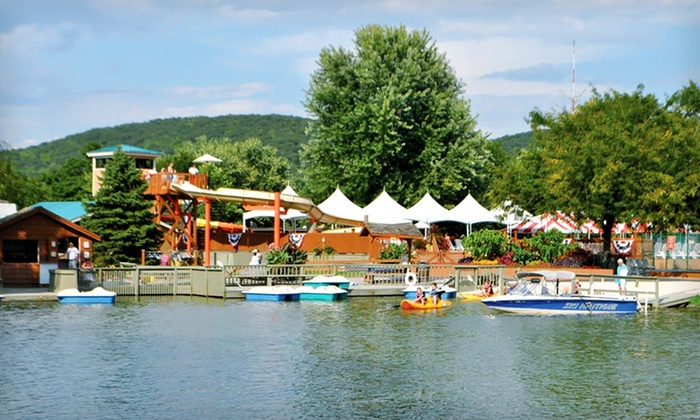 null - Albany / Capital Region: Stay with all Meals and Resort Activities at Rocking Horse Ranch Resort in Poughkeepsie Area, NY