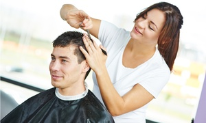 Make-Over By Catherine: Men's Haircut from R60 with Optional Beard Trim at Make-Over by Catherine (Up to 70% Off)