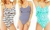 Tart Collections Women's Luna One-Piece Swimsuit: Tart Collections Women's Luna One-Piece Swimsuit