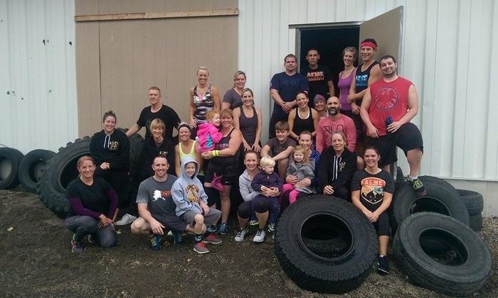 Acme Crossfit - Enumclaw: 10 CrossFit Classes at Acme CrossFit (65% Off)