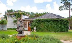 2-Night Romantic Getaway in Texas Wine Country at Serenity Farmhouse Inn & Resort, plus 6.0% Cash Back from Ebates.