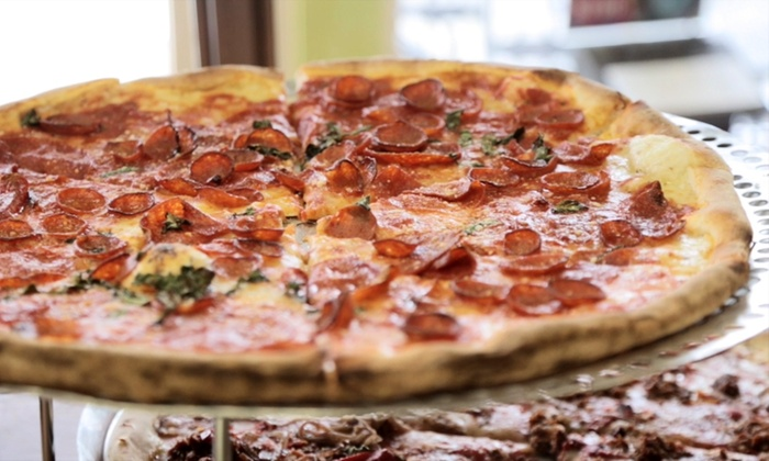 The Dons' Wood-Fired Pizza - Cascades Marketplace: $15 for $25 Worth of Wood-Fired Pizzas at The Dons' Wood-Fired Pizza