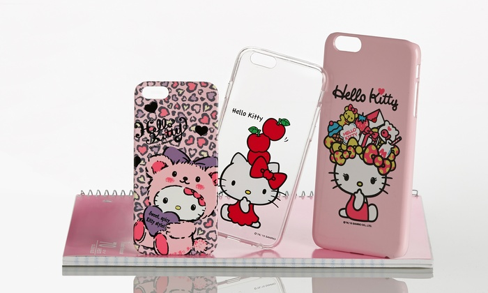 save off 75005 e284c Up To 33% Off on Hello Kitty iPhone Cases | Groupon Goods