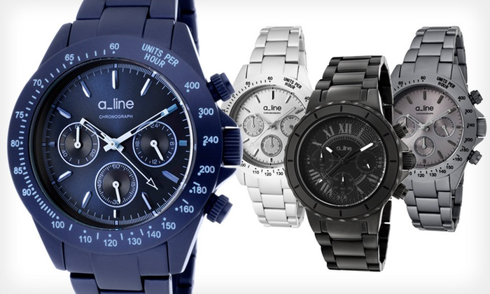 Women's A_line Watches: Women's A_line Watches (Up to 92% Off). Nine Options Available. Free Shipping.
