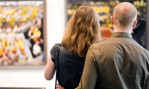 Hudson Valley Center for Contemporary Art: One-Year Individual, Dual, or Family Membership to Hudson Valley Center for Contemporary Art (Up to 60% Off)