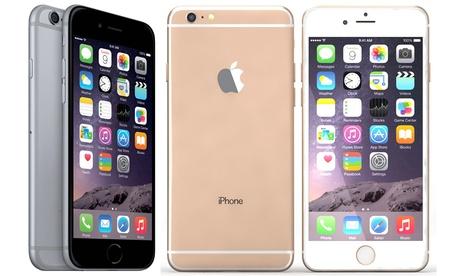 iPhone 6 16 Gb reacondicionado, grado muy bueno (envío gratuito)