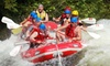 Up to 58% Off Kennebec River Rafting Trip