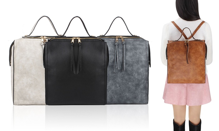 Handbag Republic Backpack | Groupon Goods