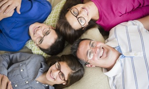 Central-Eyes Optical: Prescription Eyewear at Central-Eyes Optical (Up to 92% Off). Three Options Available.
