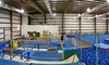 The FunPlex of Gulf Breeze - Gulf Breeze: Three or Five Gymnastics, Tumbling, Camp, Open Gym or Open Bounce at The Funplex of Gulf Breeze (Up to 49% Off)