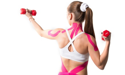 One orThree Sports-Injury Packages with Kinesio Tape and Hydro-Massage at Chiropractic Works (Up to 80% Off)