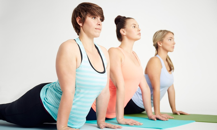 Fitness Tri - Norcross: Five Classes or One Month of Unlimited Yoga or Zumba Fitness Classes at Fitness Tri (Up to 59% Off)